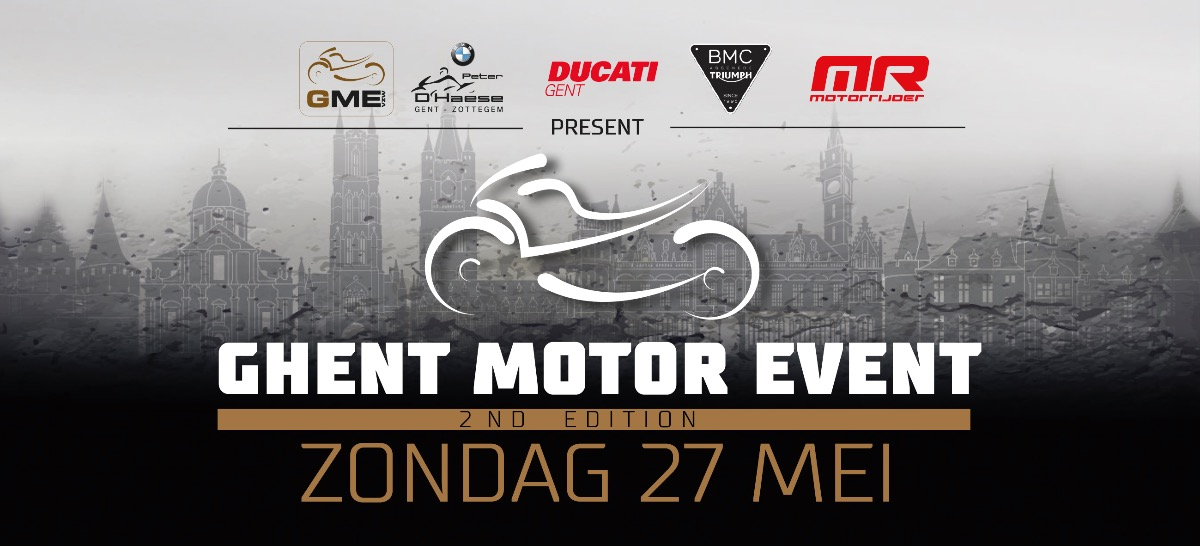 Ghent Motor Event 2nd edition