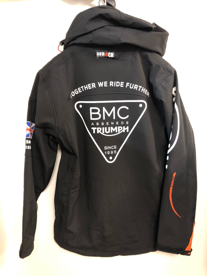 Windstopper (jas) BMC